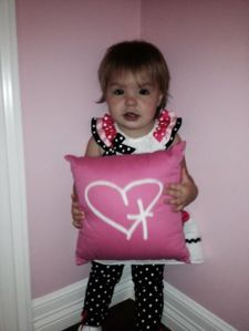 Gober Girls with LAF Pillow #2