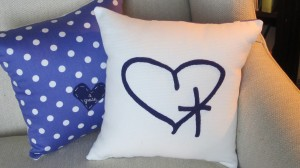 LAF Signature / Symbol Pillows