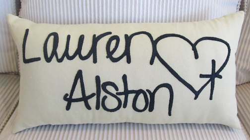 LAF Signature Pillow