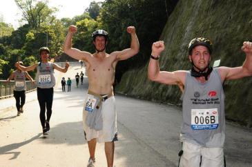 Ben Owens in Outward Bound Adventure Race 2013