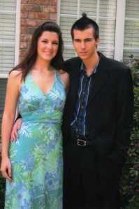 2008 Easter Lauren, Taylor