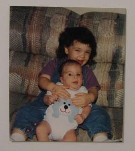 Lauren and Taylor