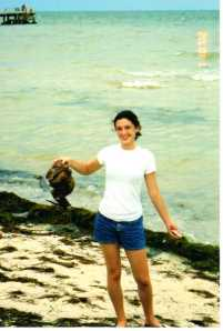 July 2002 in Cozumel, Mexico